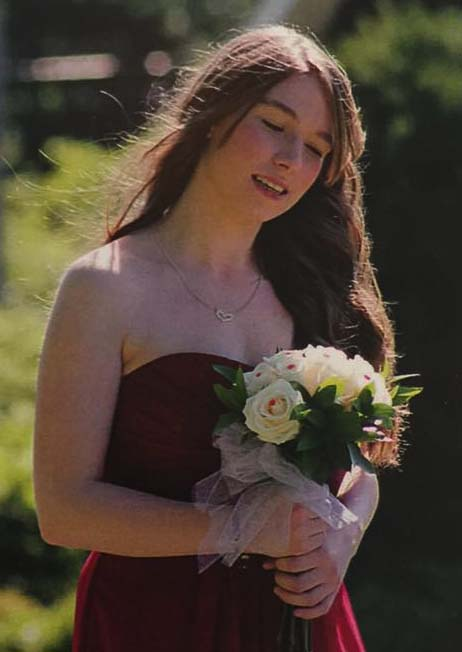 Jewel Marie Mastandrea, 12.28.92-6.29.15