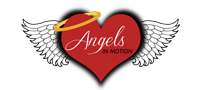 AIM, Angels In Motion Footer Logo